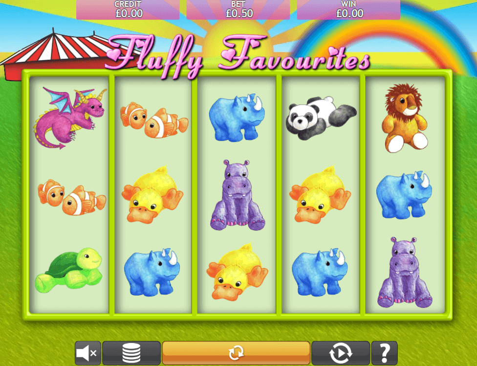 Fluffy Favourites Fairground Jackpot Gameplay